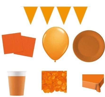 Oranje feestpakketten