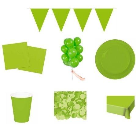 Groene feestpakketten