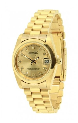 """PHILIPPE CONSTANCE PRE ORDER """"GOLD"""" STONES GOLD"""