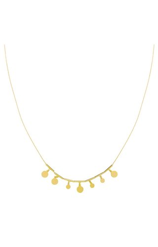 MINOMI NECKLACE MY LITTLE COINS GOLD
