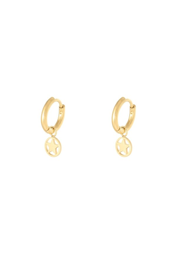 Earrings Stars Around