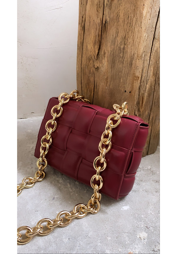 BOTT BAG RED
