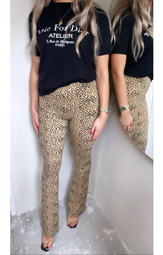 FLARED LEOPARD NUDE