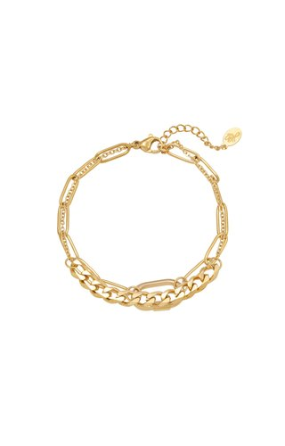 Bracelet Chains Two In One