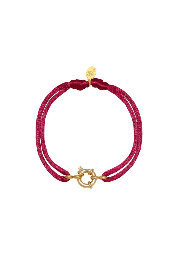 Bracelet Satin Wheel