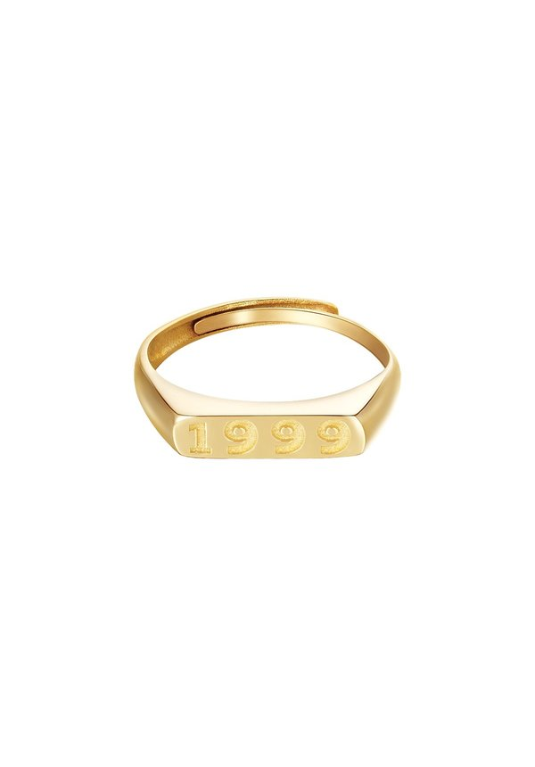Ring Year Of Birth Gold 1992 TM 2005