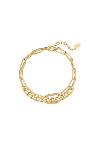Armband Chains Two In One