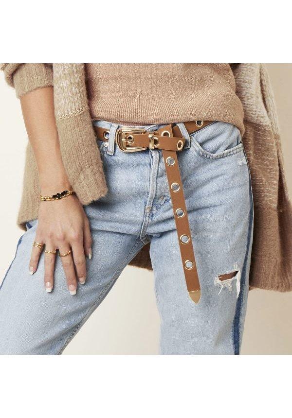 Belt Studs Gold