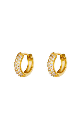 Earrings Desire Gold