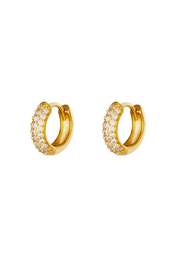 Earrings Desire Gold