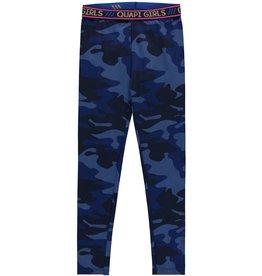 Quapi Legging camouflage navy