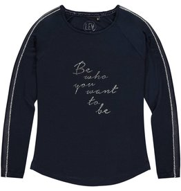 Levv Longsleeve Abby Night blue
