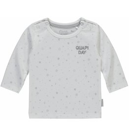 Quapi Zada longsleeve Light Grey Star