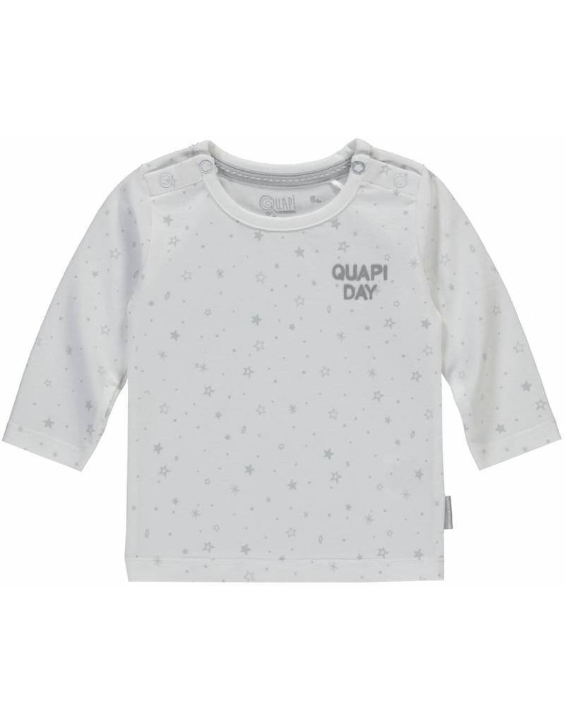 Quapi Zada longsleeve Light Grey Star 62