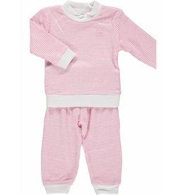 Feetje Pyjama wafel 192 roze