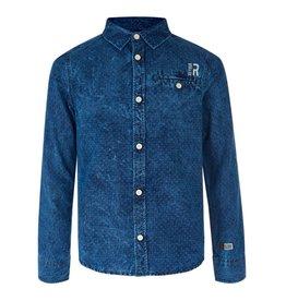 Retour Siep sweater indigo blue