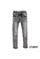 Sturdy Grey slim fit Grey denim