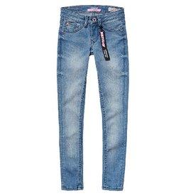 Vingino Vingino Barbera Jeans 166 mid blue wash