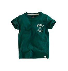 Z8 T-shirt Mason bottle green