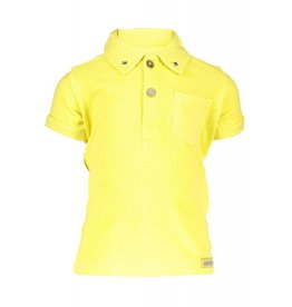 Moodstreet Polo solid 514 yellow