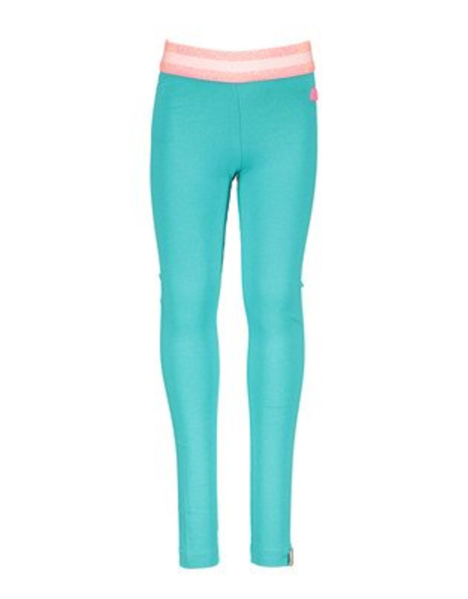 B-nosy B-nosy legging 142 turquoise