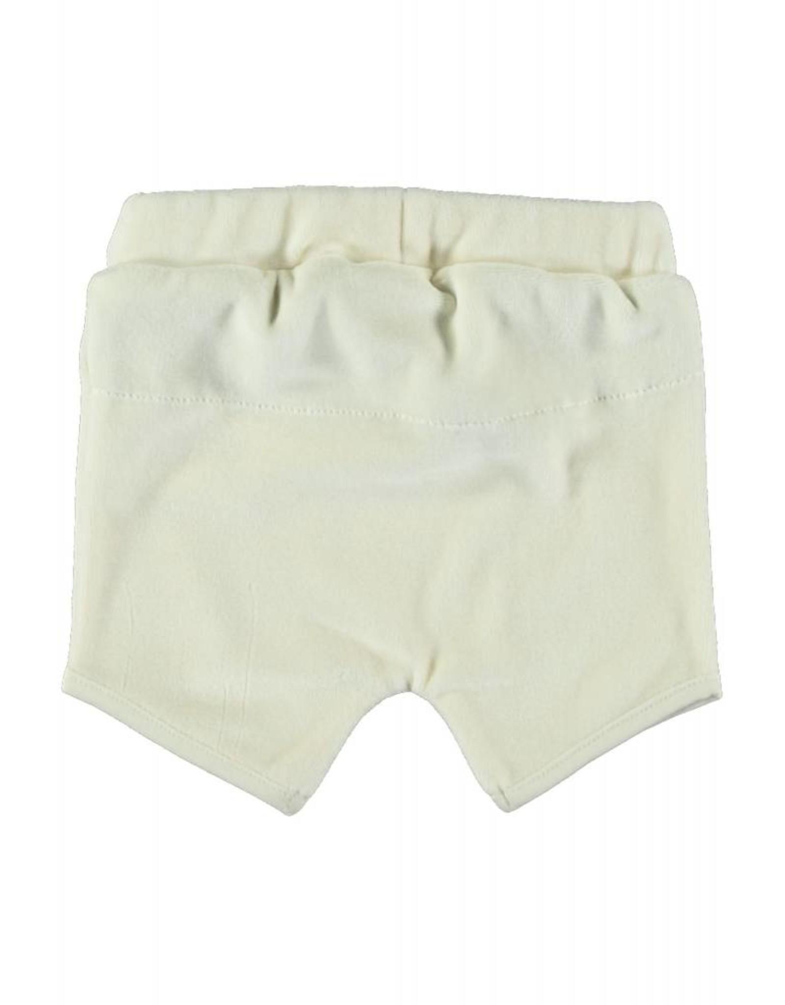 Moodstreet Korte broek 005 off white