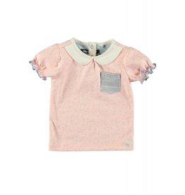 Moodstreet T-shirt collar 204 blossom