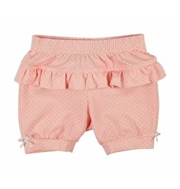 Gymp Shorts with ruffles old rose