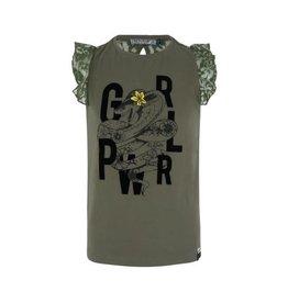 Retour Paulien T-shirt 6075 khaki