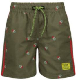 Vingino Zwemshort Xaf 220 Camo green 110