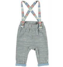 Moodstreet Tuinbroek 828 pale jeans
