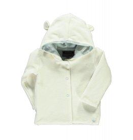 Moodstreet Vest 005 off white