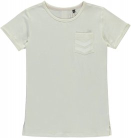 Levv T-shirt Birdy Off White