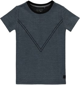Levv T-shirt Dusty Blue
