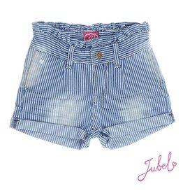 Jubel Short streep /Indigo