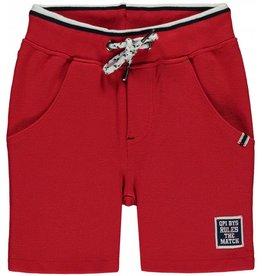 Quapi Short pique Red