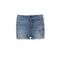 Looxs Shorts 166 blue denim