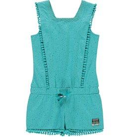 Quapi Jumpsuit Saya Summer Green Dot