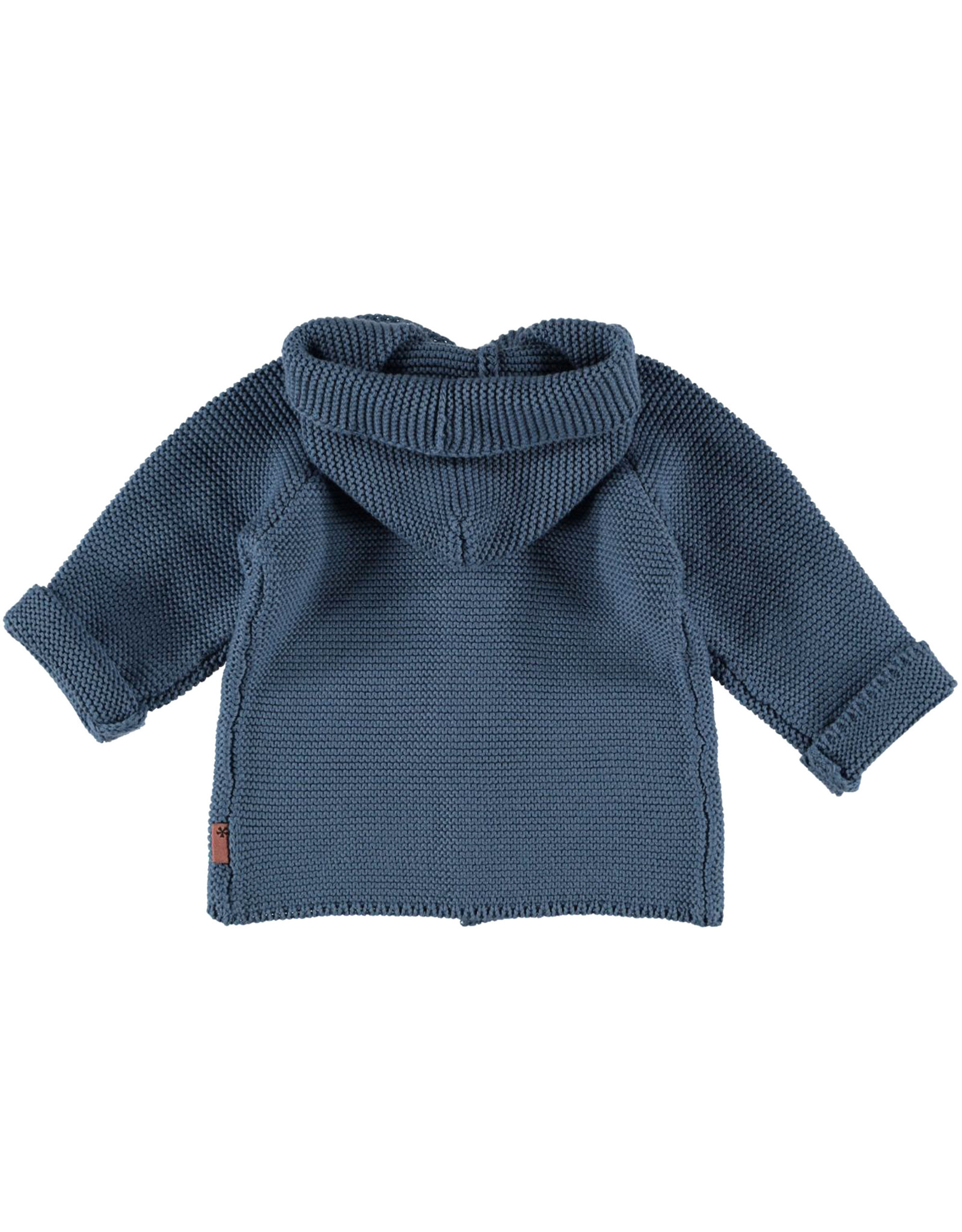 BESS Cardigan Knitted Blue