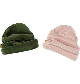 BESS Hat Velvet Olive