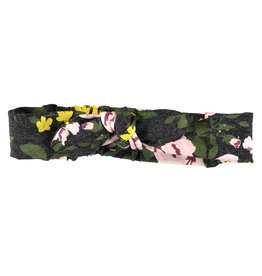 BESS Headband AOP Roses Dessin