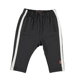 BESS Pants Sportive Piping Antracite