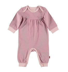 BESS Suit Striped Pinstripe Pink