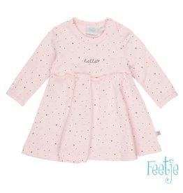 Feetje Jurk AOP - Sweet & Little Roze