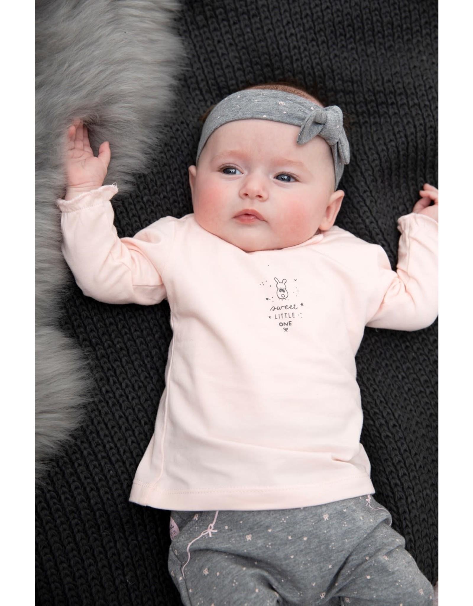 Feetje Longsleeve Sweet Little One - Sweet & Little Roze