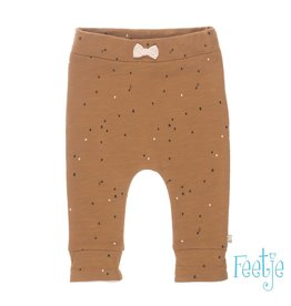 Feetje Broek AOP - Sparkle Camel