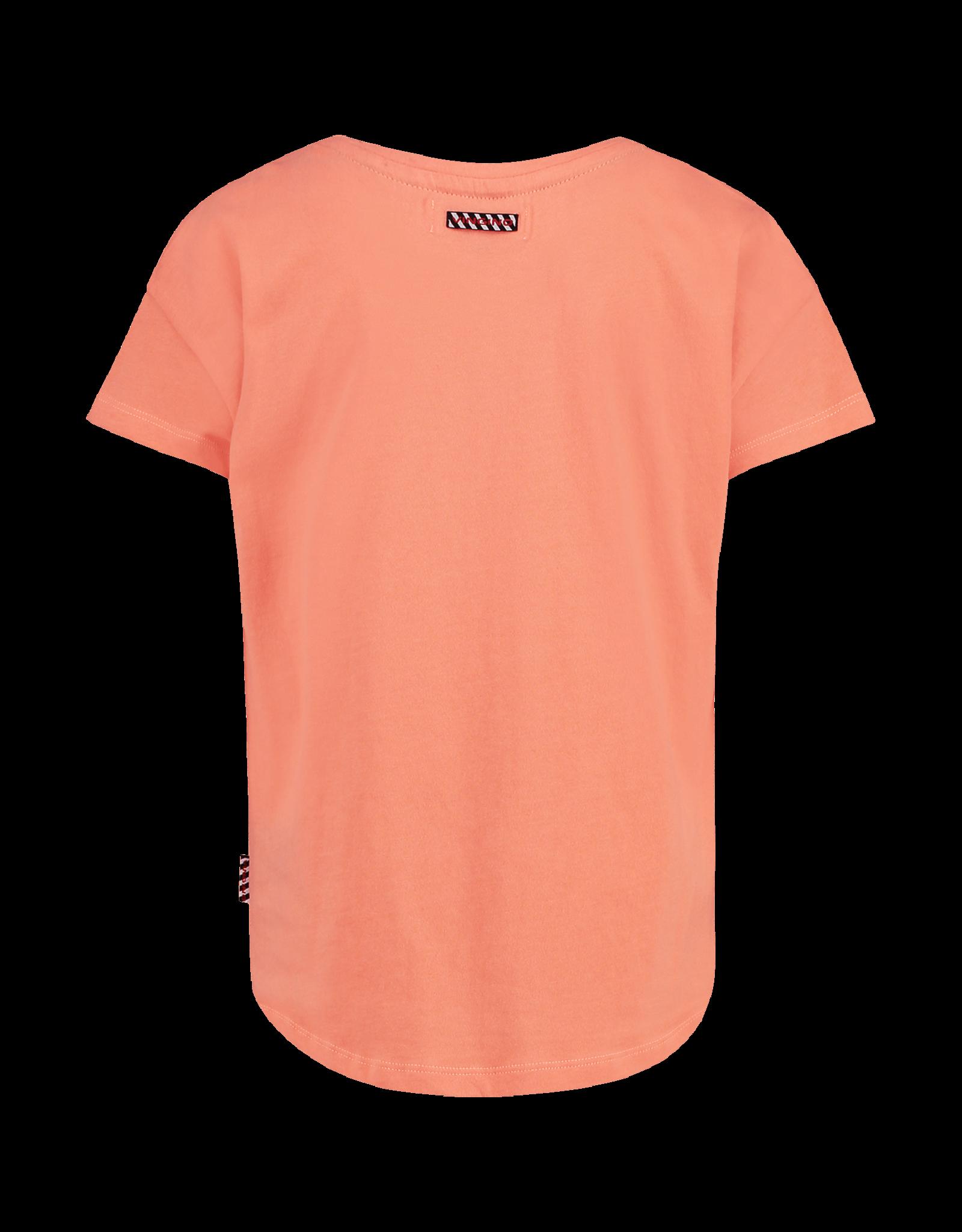 Vingino Hessy T-shirt 409 Peach Glow