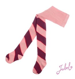 Jubel Maillot streep - Lucky Star Roze