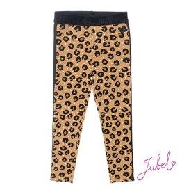 Jubel Legging AOP - Leopard Lipstick Khaki