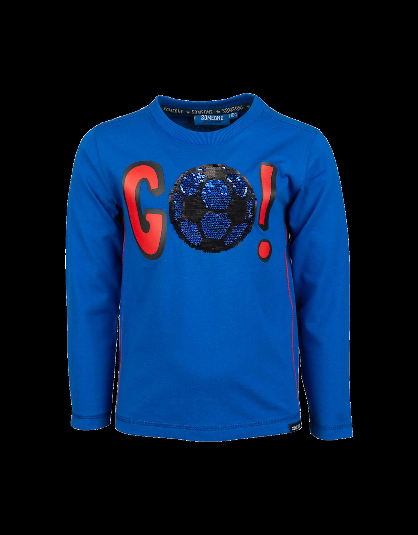 Someone GOAL-SB-03-B Blue